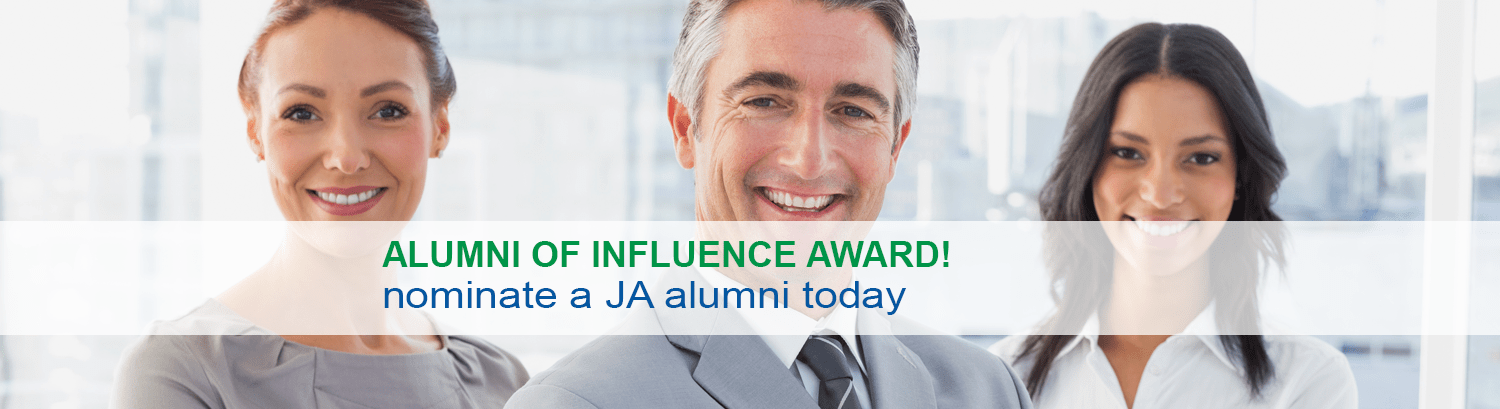 Alumni of Influence Award