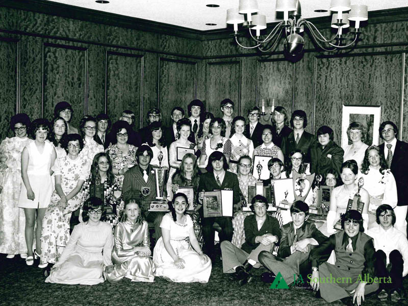 Junior-achievement-Company-Program-award-winners-1974