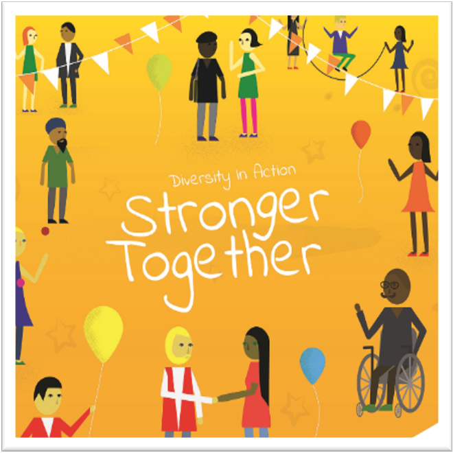 Stronger Together: Diversity In Action